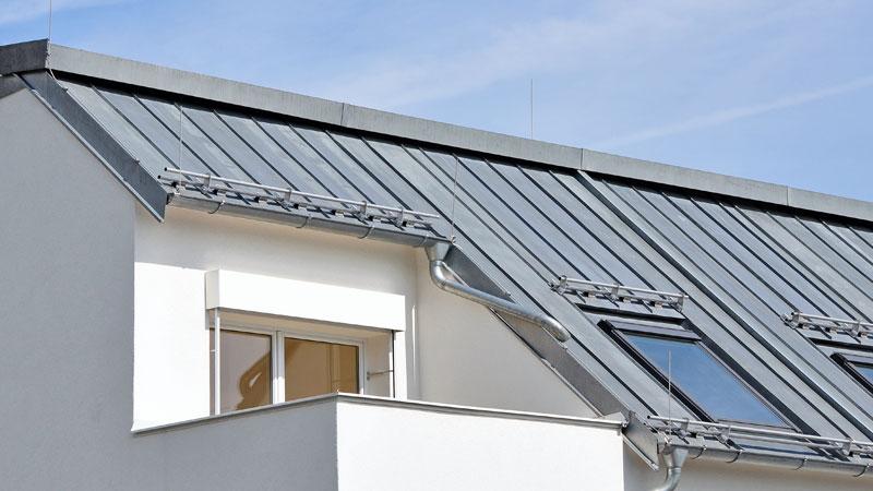 Coperture per tetti in metallo: tipologie e caratteristiche