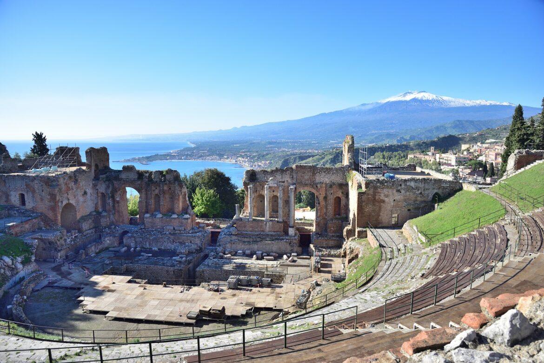 Itinerario turistico nella Sicilia orientale